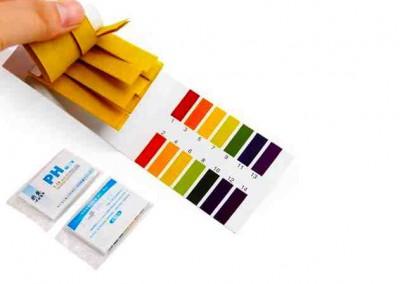 ACIDO E BASE, OPPOSTI E COMPLEMENTARI,  il pH e la cartina di tornasole